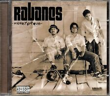 Rabanes ‎– Money Pa' Que CD 2002