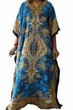 New Long Kaftan dress Hippy Boho Maxi,Women Caftan Top Dress Gown Free Size