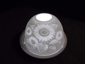 Magic Light, Tealight DOME LIGHTS Starlight Lantern Sunflower 30007