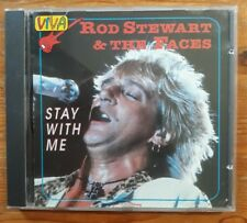 Rod Stewart & The Faces ‎– Stay With Me Viva 1993 CD 7506 live in Detroit 1974