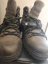 Sorel Madson Hiker Waterproof  Boots Uk7 Buffalo