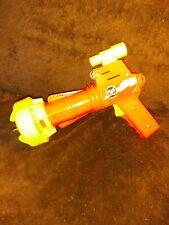Norton Honer Laser Ray Gun Tim Mee Flashlight  Red/Yellow Toy raygun Not Tested