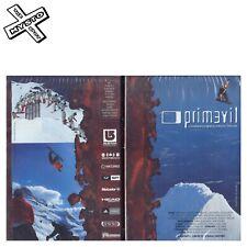 'PRIMEVIL' DVD SNOWBOARD MOVIE FILM JD PICTURES MARCO LUTZ SNOWBOARDING