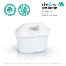 Filterkartuschen für Brita Maxtra Britta von Drekker® Wasserfilter Kartuschen