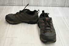 Merrell Moab 2 Gore-Tex Hiking Shoes - Men's Size 9.5 W - Charcoal DAMAGED