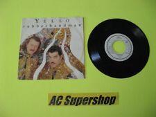 "YELLO rubberbandman / sweet thunder - 45 Record Vinyl Album 7"""