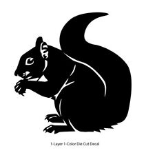 Animals - Wild Life - Tree Squirrel 2 Laptop, Car, Bumper, Door Decal Sticker