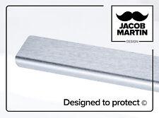 Edelstahlfolie Einstiegsleisten Laschen auf Schwellen Mazda 2 III (2015- )