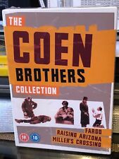 Coen Brothers Collection - Fargo, Raising Arizona, Miller's Crossing Pal Format!