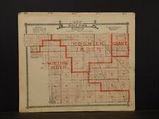 Iowa, Monona County Map, West Fork Township,1919  K5#20