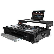 Open Box - Odyssey FZGSMCX8000W2BL Flight Case For Black Denon MCX8000 DJ Contro