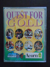 New! Quest for Gold Bundled Version for Archimedes Acorn RISC OS