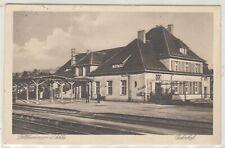 FELLHAMMER Kuznice Swidnickie Waldenburg Bahnhof Schlesien 1926