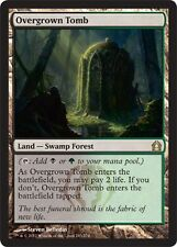 Tomba Infestata da Erbacce - Overgrown Tomb MTG MAGIC RtR Asian Japanese