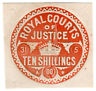 (I.B) QV Revenue : Royal Courts of Justice 10/-
