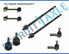 Brand New 8-Pc Front and Rear Suspension Kit for Hyundai Elantra and Tiburon