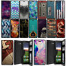 ID Case For LG V30 /V30 Plus, Dual Hybrid Wallet ID Case Holder Flip Cover Stand