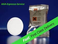 6x Descaling / descaler tablets for Gaggia, Saeco, Dolce Gusto, Melitta