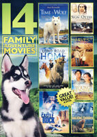 14 FAMILY ADVENTURE MOVIES (VALUE MOVIE COLLECTION) (DVD)