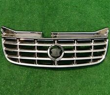 Factory Cadillac Catera Chrome Grill Original Genuine Oem Gm Factory 90541036 (Fits: Cadillac Catera)