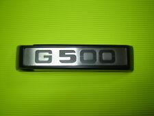 Mercedes Benz G Class G 500 Rear View Mirror Badge