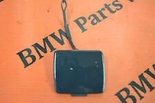 BMW SERIE 1 E87 PARAURTI POSTERIORE ORIGINALE Occhio Di Traino Gancio Coperchio in Nautik Blu 7117625