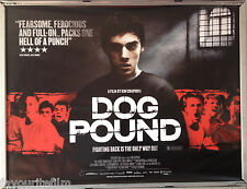 Cinema Poster: DOG POUND 2010 (Quad) Adam Butcher Shane Kippel Mateo Morales