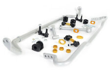 Whiteline BSK019 Sway Bar Vehicle Kit fits Subaru WRX STI 2.5 (VA)