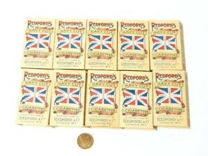 100 Navy Cut Redford's London Unused EMPTY Cigarette Packets BULK DEALER LOT