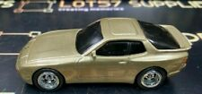 Hot Wheels 1:64 LOOSE 1989 Porsche 944 Turbo Custom SUPER w/Real Riders