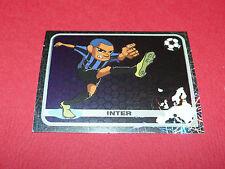 145 BADGE INTER MILAN  UEFA PANINI FOOTBALL CHAMPIONS LEAGUE 2005 2006