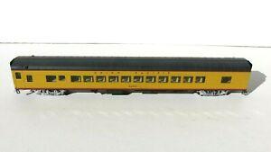 HO RIVAROSSI Union Pacific 5465 PASSENGER CAR w/ FULL Interior MW