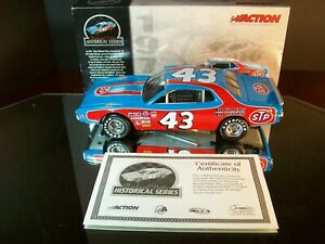 Richard Petty #43 STP Winston Cup Champion 1975 Dodge Charger 1:24 Action