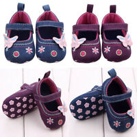 Fashion Summer Kids Shoes Baby Boy Girls Shoes Butterfly Soft Sole Toddler Shoes