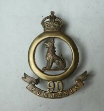 More details for 90th punjabis pouch badge