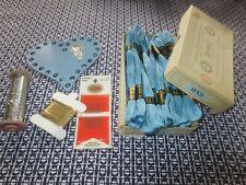 27 DMC Mouline Special #183 Blue Cotton EMBROIDERY FLOSS + Metallic Floss+