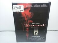 Dracula II: Ascension (DVD, Canadian, Region 1 for USA, Craven 2003) NEW, Extras