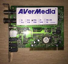 Tarjeta sintonizadora AverMedia BT-878A PAL B/G compatible con ZoneMinder
