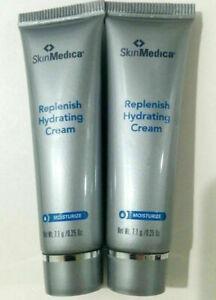 Skinmedica Replenish Hydrating Cream 2x (0.25 oz / 7.1 g) New & Fresh Authentic