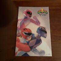Mighty Morphin Power Rangers #1 - Forbidden Planet Wrap Variant - Boom! Studios!