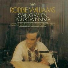 Swing When You're Winning by Robbie Williams (CD, Nov-2001, EMI Music Distributi