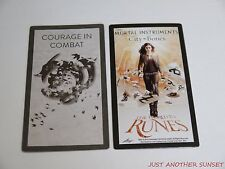 Mortal Instruments City of Bones World Runes Rune Card Single Courage in Combat