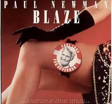 Paul Newman [] Bennie Wallace ~ Blaze (banda Sonora Original) ~ 1990 Reino Unido Disco Lp