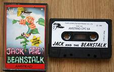 JACK e la pianta di fagioli AMSTRAD CPC gioco * NUOVO *