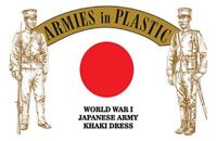 ARMIES IN PLASTIC 1/32 WWI Japanese Army Khaki Dress (16)  ARM5615