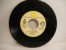 Beach Boys, Sail On Sailor, Reprise / Brother RPS 1325, 1975, Rock, Promo