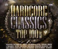 HARDCORE CLASSICS TOP 100-VOL.1 2 CD NEW