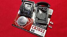 Vauxhall Corsa C Combo Meriva Tigra 2 Botón Remoto Clave Fob Servicio Kit De Reparación