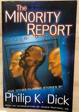 THE MINORITY REPORT & OTHER CLASSIC STORIES by Philip K. Dick (2002) Citadel SC