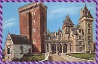 Pau, le chateau Henri IV